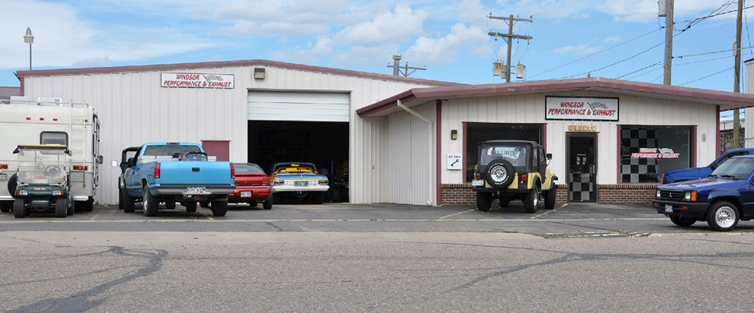 Windsor Performance Exhaust Fort Collins Co